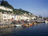 Looe, Cornwall, England, United Kingdom Photographic Print by Peter Scholey