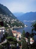 Lake Garda, Lombardia, Italian Lakes, Italy Photographic Print by Tony Gervis