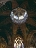 Interior, Ely Cathedral, Ely, Cambridgeshire, England, U.K. Photographic Print by Robert Harding