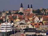 Visby, Gotland, Sweden, Scandinavia Photographic Print by Ken Gillham