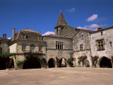 Montpazier, Dordogne, Aquitaine, France Photographic Print by Peter Higgins