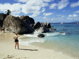 The Baths, Virgin Gorda, Virgin Islands, West Indies, Caribbean, Central America Photographic Print by Ken Gillham