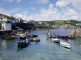 Harbour, Coverack, Cornwall, England, United Kingdom Photographic Print by Jonathan Hodson