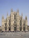 Milan Cathedral, Milan, Lombardia, Italy Photographic Print by Peter Scholey