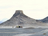 Zoroastrian Tower of Silence, Yazd, Iran, Middle East Photographic Print by Robert Harding