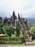Besakih Temple, Bali, Indonesia, Southeast Asia Photographic Print by Robert Harding
