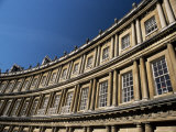 Architectural Detail, the Circus, Bath, Unesco World Heritage Site, Avon, England Photographic Print by Chris Nicholson