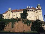 Wawel Castle, Krakow, Makopolska, Poland Photographic Print by Ken Gillham