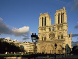 Notre Dame De Paris, Ile De La Cite, Paris, France Photographic Print by Peter Scholey