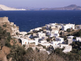 Mandraki, Island of Nissyros, Dodecanese, Greece Photographic Print by Ken Gillham