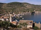 Vis, Vis Island, Adriatic, Croatia Photographic Print by Ken Gillham