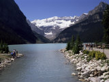 Lake Louise, Alberta, Rockies, Canada Photographic Print by Robert Harding