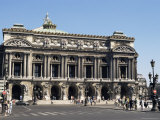 Opera Garnier, Paris, France Photographic Print by Ken Gillham