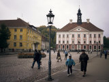 Town Hall Square, Tartu, Estonia, Baltic States Photographic Print by Ken Gillham