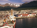 Ushuaia, Argentina, South America Photographic Print by Ken Gillham