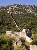Walls Dating from the 14th Century, Ston, Croatia Photographic Print by Ken Gillham