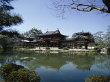 Byodoin (Byodin) Temple, Unesco World Heritage Site, Near Kyoto, Japan Photographic Print by Robert Harding