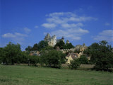Montfort Chateau, Aquitaine, France Photographic Print by Tony Gervis