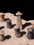 Board Game, Harappa Museum, Pakistan Photographic Print by Robert Harding