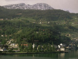 Eidfjord, Norway, Scandinavia Photographic Print by Ken Gillham