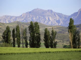 Mountains North of Torres Del Rio, Navarra, Euskadi, Spain Photographic Print by Ken Gillham