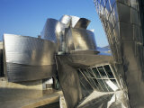Guggenheim Museum, Bilbao, Euskadi (Pais Vasco), Spain Photographic Print by Peter Higgins