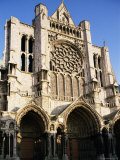 Chartres Cathedral, Unesco World Heritage Site, Chartres, Centre, France Photographic Print by Peter Scholey