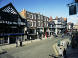 Bridge Street, Chester, Cheshire, England, United Kingdom Photographic Print by Chris Nicholson