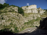 Cheddar Gorge, Somerset, England, United Kingdom Photographie par Chris Nicholson