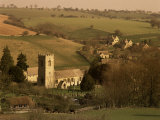 Naunton Village, Gloucestershire, the Cotswolds, England, United Kingdom Photographic Print by Peter Higgins