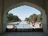 Shalimar Gardens, Unesco World Heritage Site, Lahore, Punjab, Pakistan Photographic Print by Robert Harding