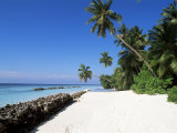 Nakatchafushi, Maldives, Indian Ocean Photographic Print by Robert Harding