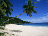 Anse Interdance, Mahe Island, Seychelles, Indian Ocean, Africa Photographic Print by Robert Harding