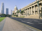 City Hall, Stanford Street, Singapore, Southeast Asia Photographic Print by Tim Hall