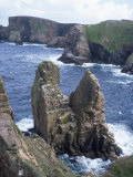 Tory Island, County Donegal, Ulster, Eire (Republic of Ireland) Photographic Print by David Lomax