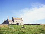 Holland House, Papa Westray, Orkneys, Scotland, United Kingdom Photographic Print by David Lomax