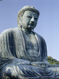 Daibutsu, the Great Buddha Statue, Kamakura, Tokyo, Japan Photographie par Gavin Hellier