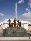 New Monument to Ethiopia's Fallen, Bahir Dar, Gondar Region, Ethiopia, Africa Photographic Print by Gavin Hellier