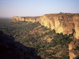 The Bandiagara Escarpment, Dogon Area, Mali, Africa Photographic Print by Jenny Pate