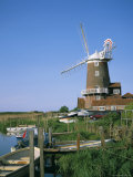 Cley Mill, Cley Next the Sea, Norfolk, England, United Kingdom Photographic Print by Geoff Renner