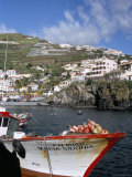 Camara De Lobos Harbour, Madeira, Portugal, Atlantic Photographic Print by Jenny Pate