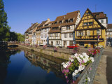 Petite Venise, Colmar, Alsace, France Photographic Print by Walter Rawlings
