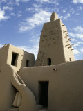Djinguereber Mosque, Timbuktu (Tombouctoo), Unesco World Heritage Site, Mali, Africa Photographic Print by Jenny Pate