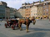 Old Town Square, Warsaw, Poland Photographic Print by Gavin Hellier