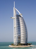 The Iconic Symbol of Dubai, the Burj Al Arab, the World&#39;s First Seven Star Hotel, Dubai Photographic Print by Gavin Hellier