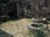 Bakery, Pompeii, Unesco World Heritage Site, Campania, Italy Photographic Print by Walter Rawlings