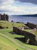 Urquhart Castle, Loch Ness, Scotland, United Kingdom Photographic Print by Geoff Renner