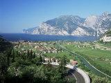 Torbole, Lake Garda, Lombardy, Italian Lakes, Italy Photographic Print by Gavin Hellier