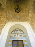 Doorway Detail of Entrance to the Omari Mosque, Beirut, Lebanon, Middle East Photographic Print by Gavin Hellier