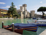 Sirmione, Lago Di Garda, Lombardia, Italian Lakes, Italy Photographie par Gavin Hellier